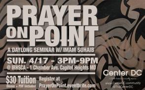 PrayerOnPoint