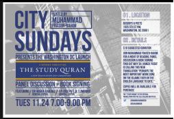 Study Quran Flyer